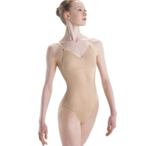 Adult V-Neck Nude Leo Convertible