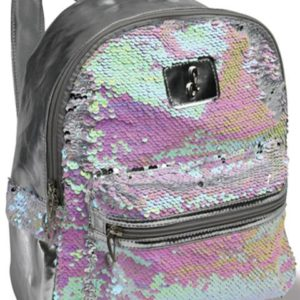 DANSHUZ B835 PEARLESCENT BACKPACK