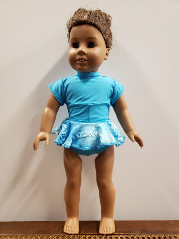 """18"""" doll dress to fit american girl doll"""