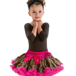 motionwear cheetah tutu